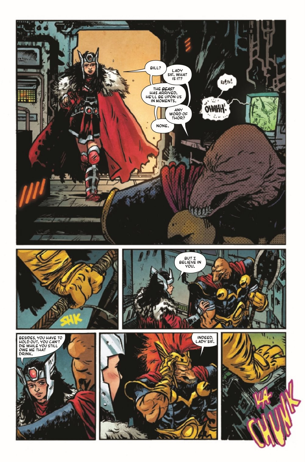 BRBILL2021001_Preview-6 ComicList Previews: BETA RAY BILL #1 (OF 5)