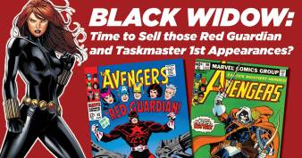 Black-Widow-300x157 Black Widow: Time to Sell those Red Guardian and Taskmaster 1st Appearances?