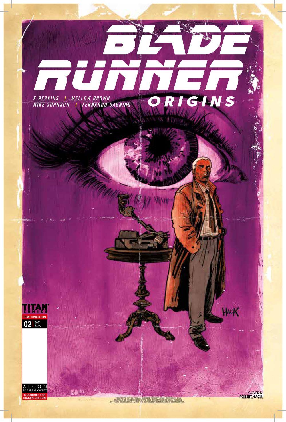 Blade_Runner_Origins_2_COVERS-D-HACK ComicList Previews: BLADE RUNNER ORIGINS #2