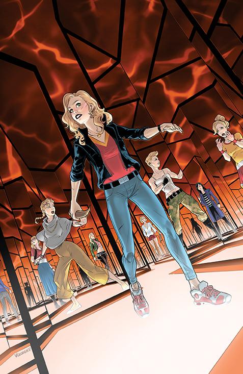 Buffy_026_Cover_B_Variant BOOM! Studios June 2021 Solicitations