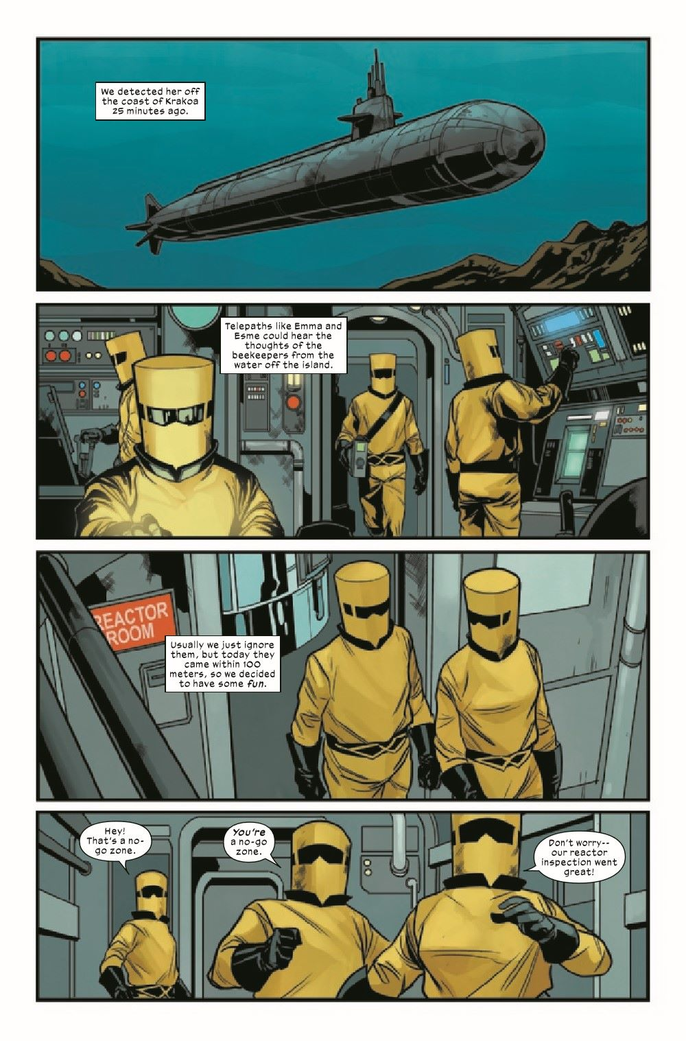 CABLE2020009_Preview-2 ComicList Previews: CABLE #9