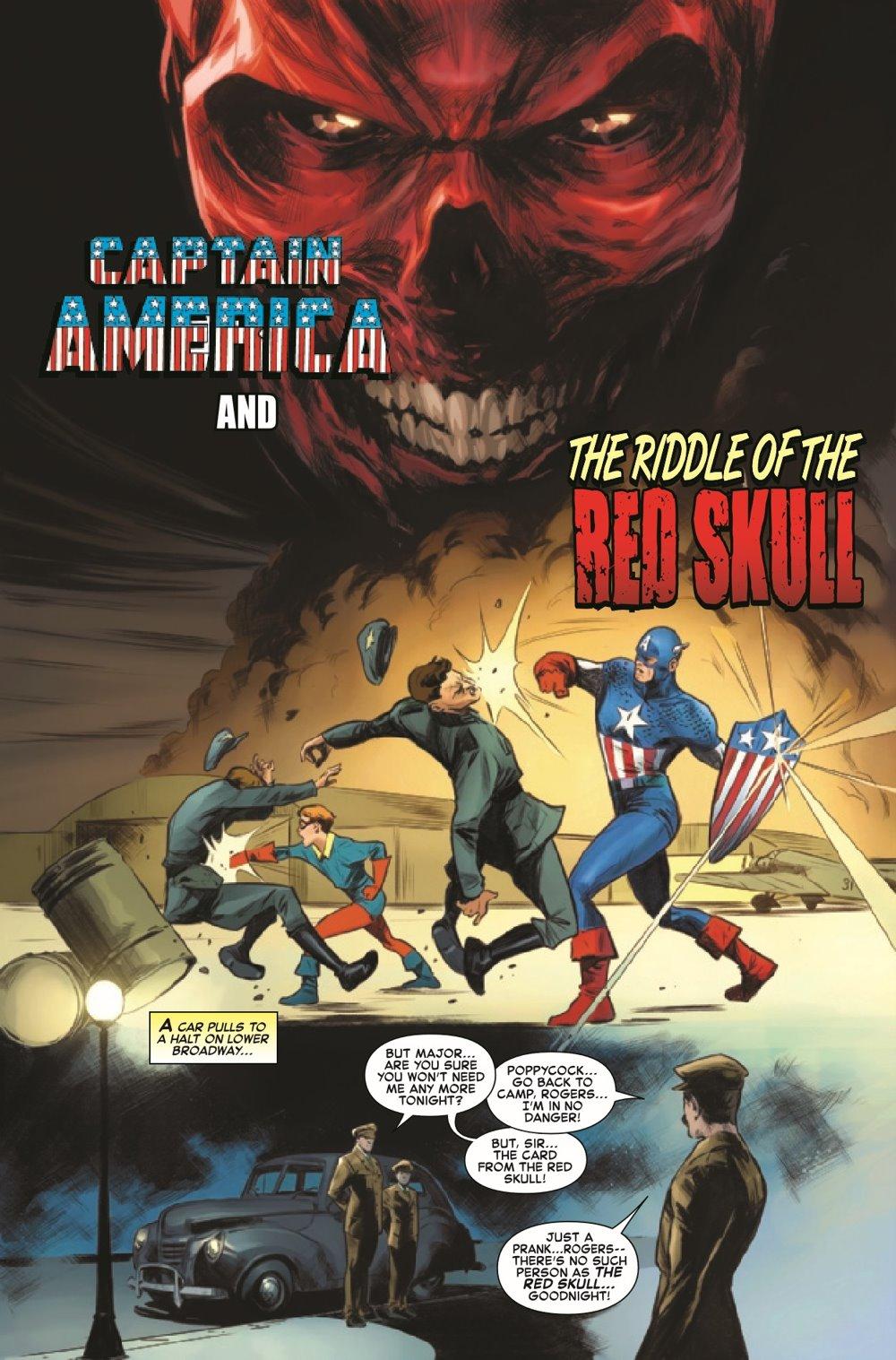 CAPAANNIVERSARY2021001_Preview-3 ComicList Previews: CAPTAIN AMERICA ANNIVERSARY TRIBUTE #1