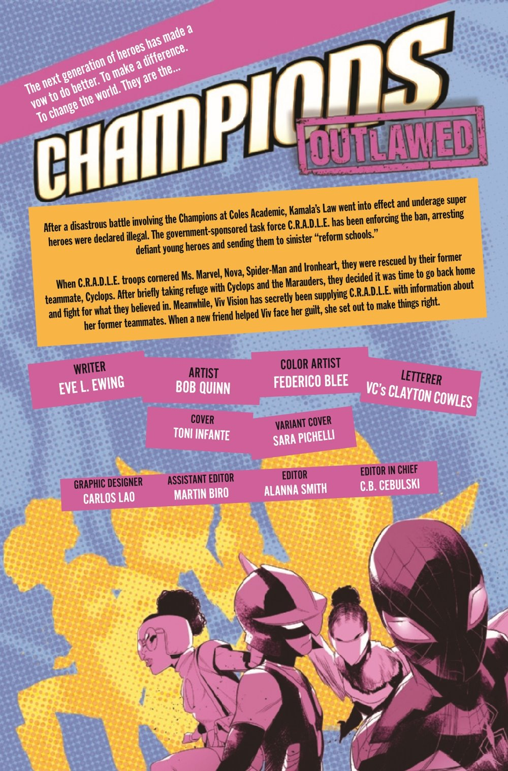 CHAMP2020005_Preview-2 ComicList Previews: CHAMPIONS #5