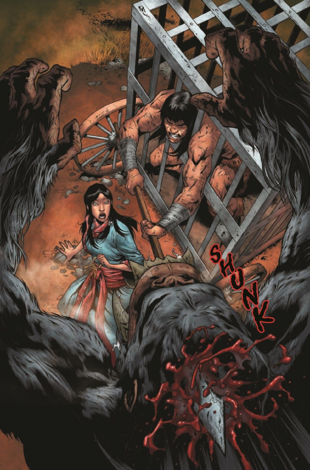 CONANBARB2019019_Preview-6 ComicList Previews: CONAN THE BARBARIAN #19