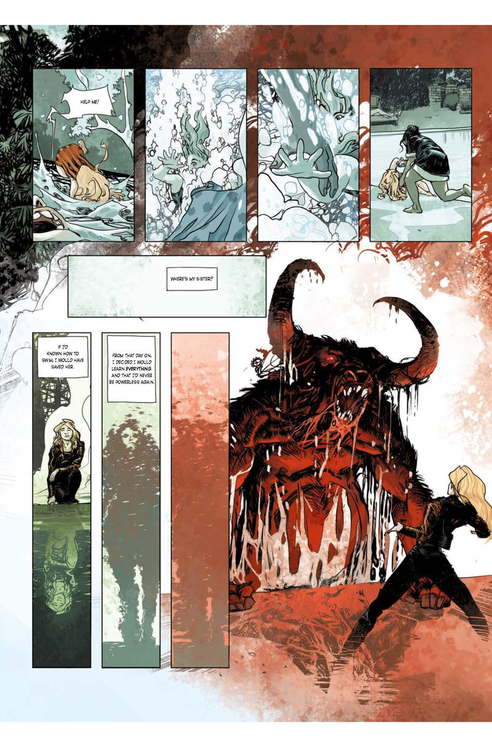 Cutting-Edge-The-Devils-Mirror-2-Binder1_Page_1 ComicList Previews: CUTTING EDGE THE DEVIL'S MIRROR #2 (OF 2)