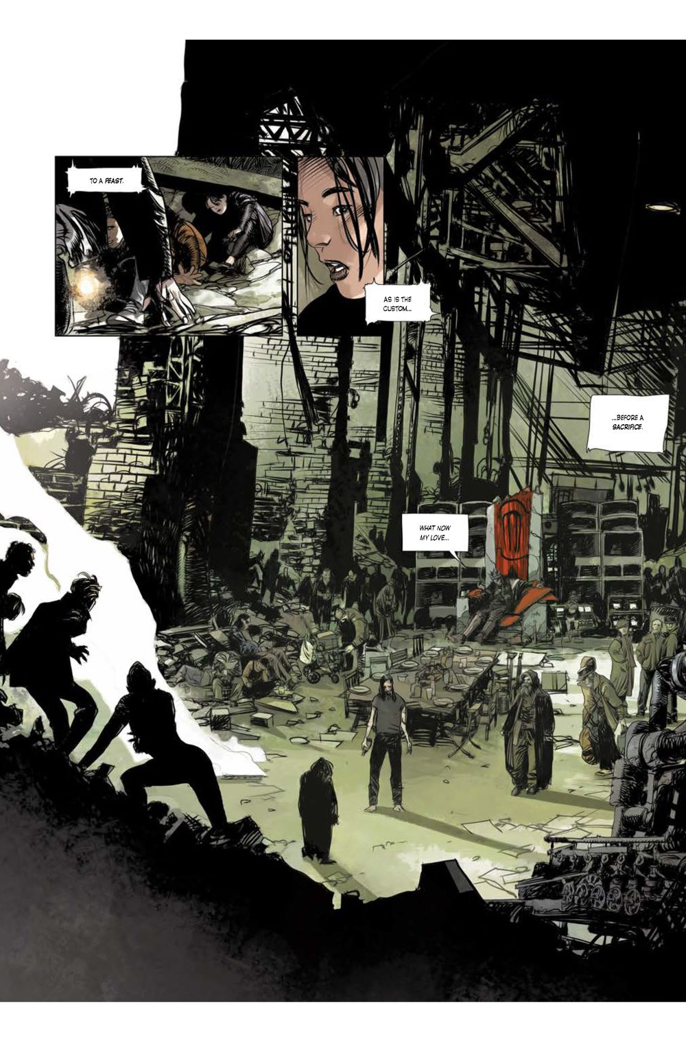 Cutting-Edge-The-Devils-Mirror-2-Binder1_Page_4 ComicList Previews: CUTTING EDGE THE DEVIL'S MIRROR #2 (OF 2)