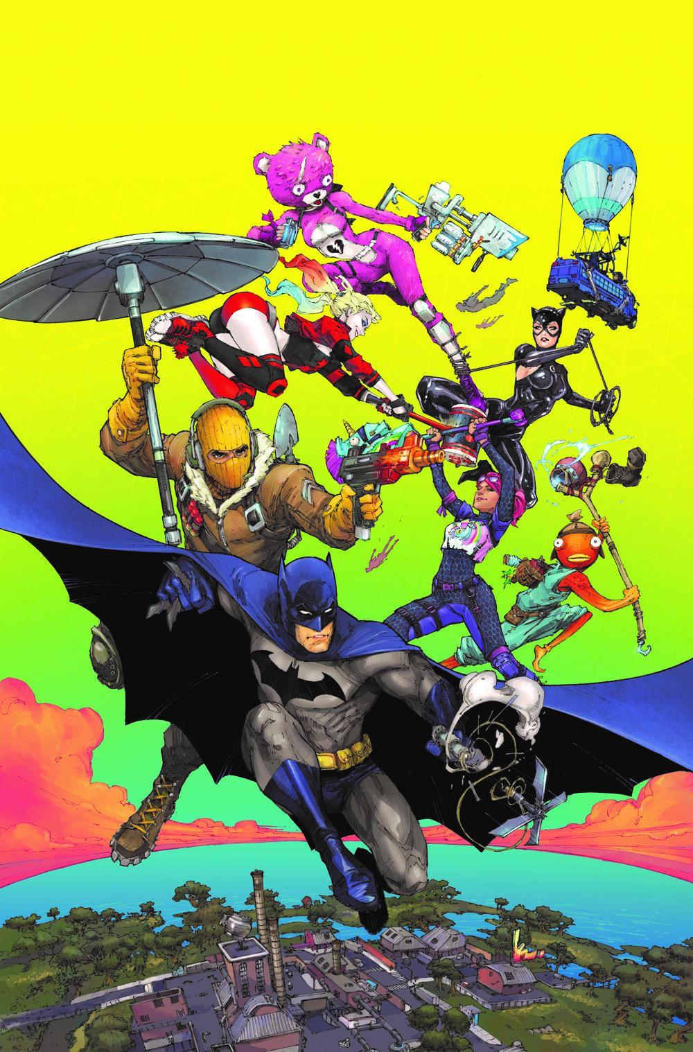 DC_FORTNITE_PROMO_C_kr_FINAL DC Comics June 2021 Solicitations