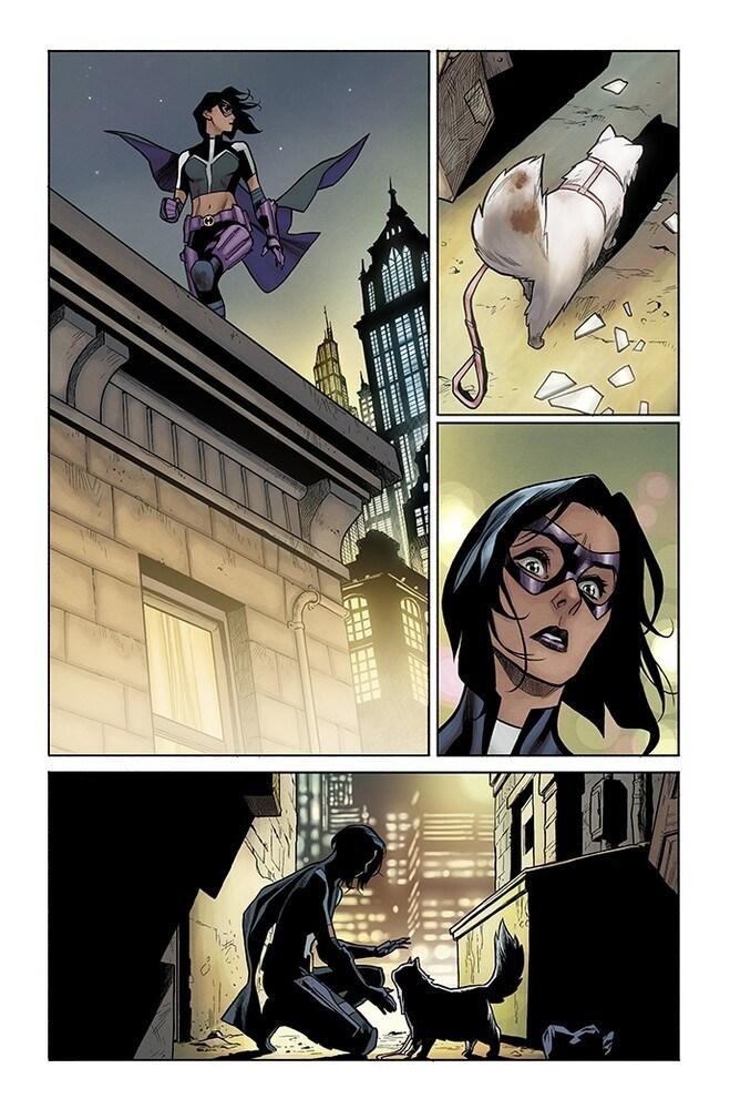 DTC_1035_BU_Huntress_08_600_rev_sm_605b76733a6ff6.79902102 First Look at DC Comics' DETECTIVE COMICS #1035