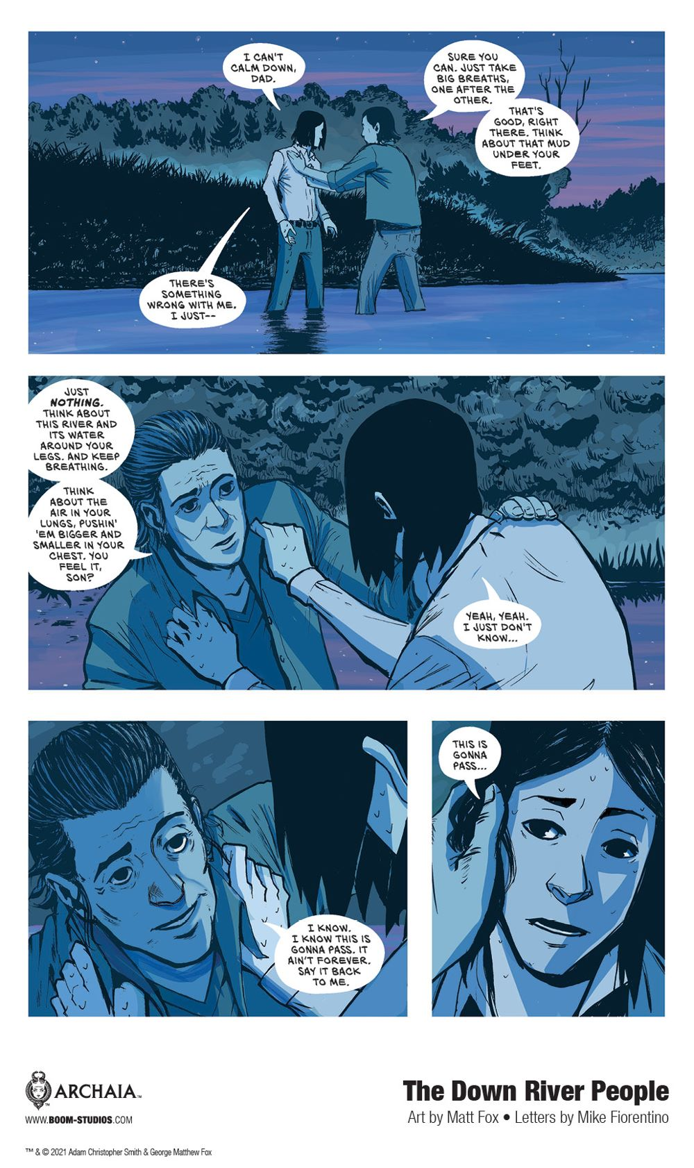 DownRiverPeople_SC_InteriorArt_016_PROMO Second Look at BOOM! Studios' THE DOWN RIVER PEOPLE GN