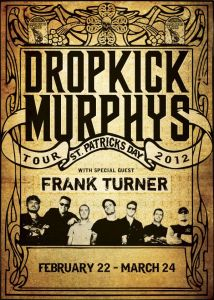 Dropkicks2012-214x300 The Dropkick Murphys: A St. Patrick's Day Tradition