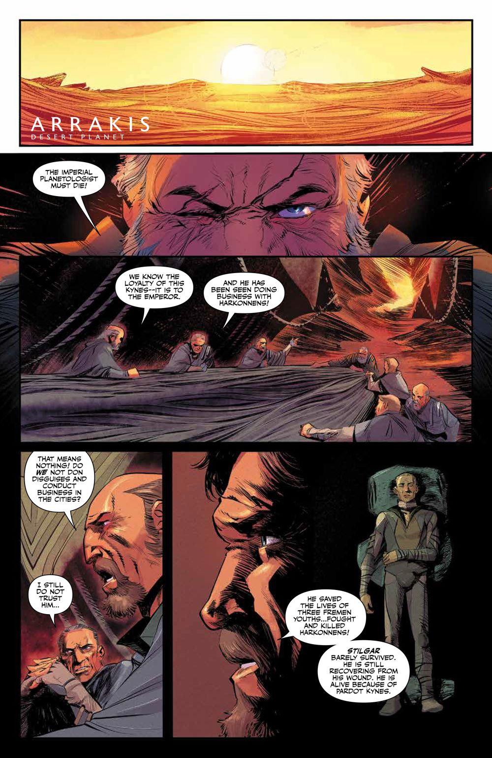 Dune_HouseAtreides_005_PRESS_3 ComicList Previews: DUNE HOUSE ATREIDES #5 (OF 12)