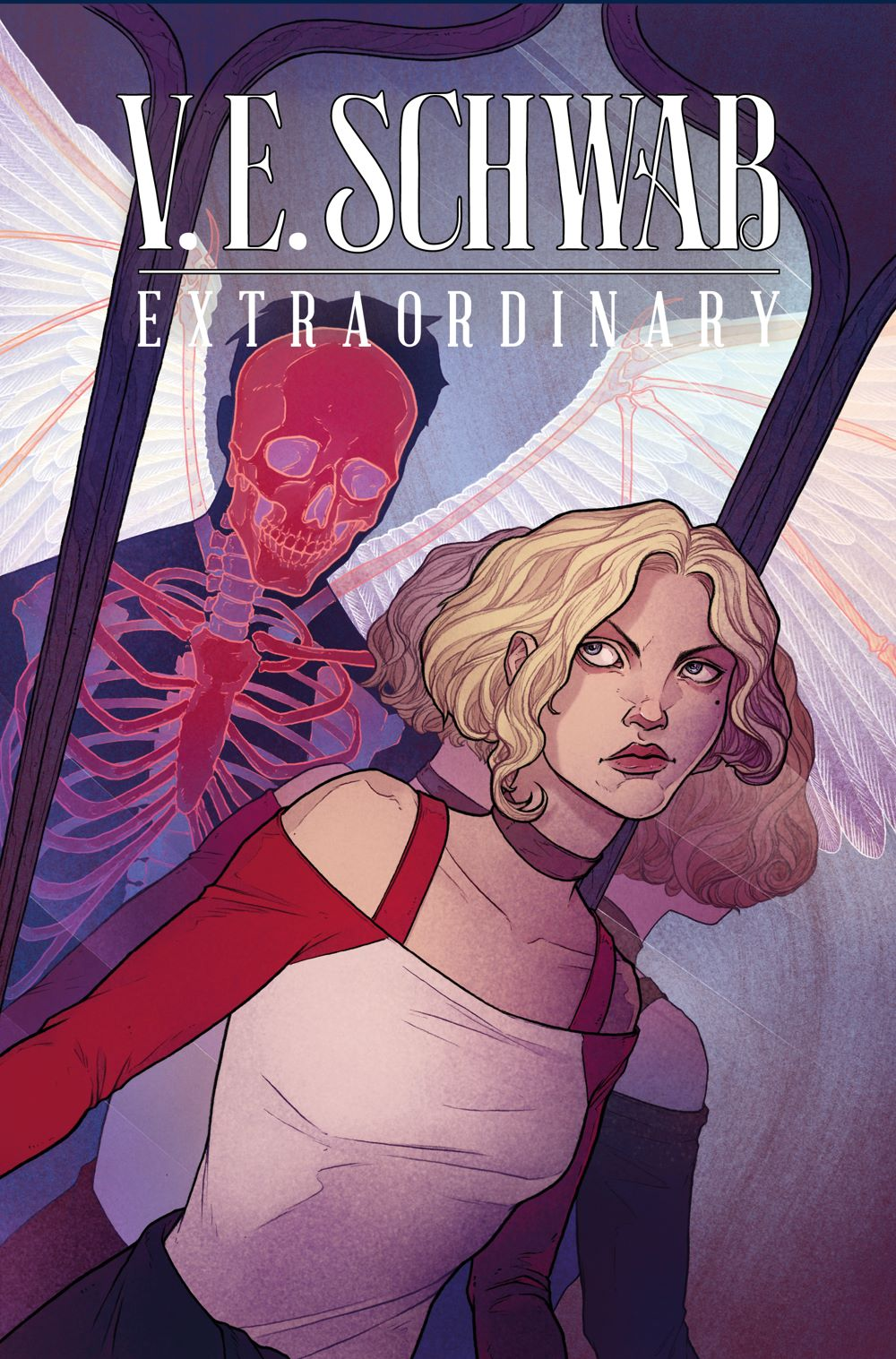 EXTRAORDINARY-1-COVER-D-LENKA-SIMECKOVA Titan Comics June 2021 Solicitations