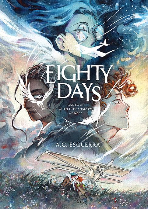 EightyDays_HC_Cover BOOM! Studios June 2021 Solicitations