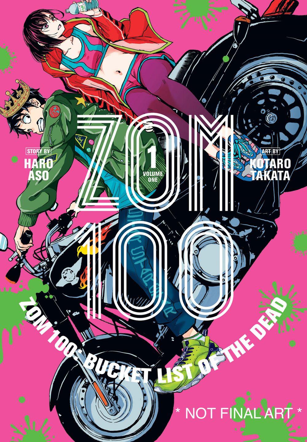 FCBD21_GOLD_VIZ-Media_Zom-100-Demon-Slayer Free Comic Book Day 2021 Gold Sponsor Comic Books announced
