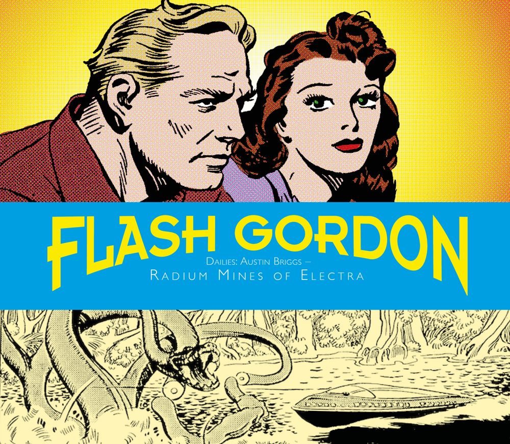 FLASH-GORDON-RADIUM-MINES-OF-ELECTRA Titan Comics June 2021 Solicitations