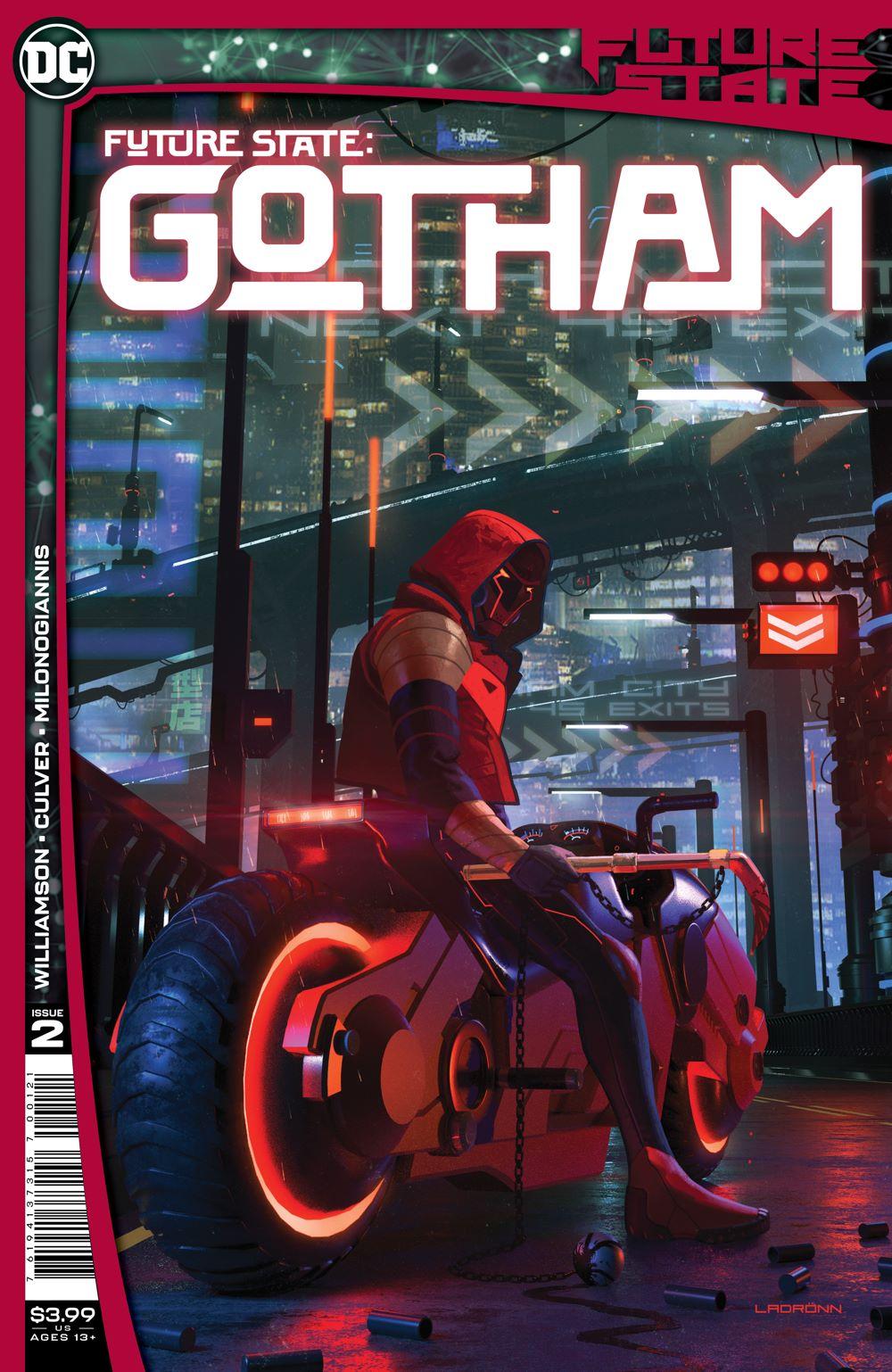 FS_GOTHAM_Cv2 DC Comics June 2021 Solicitations