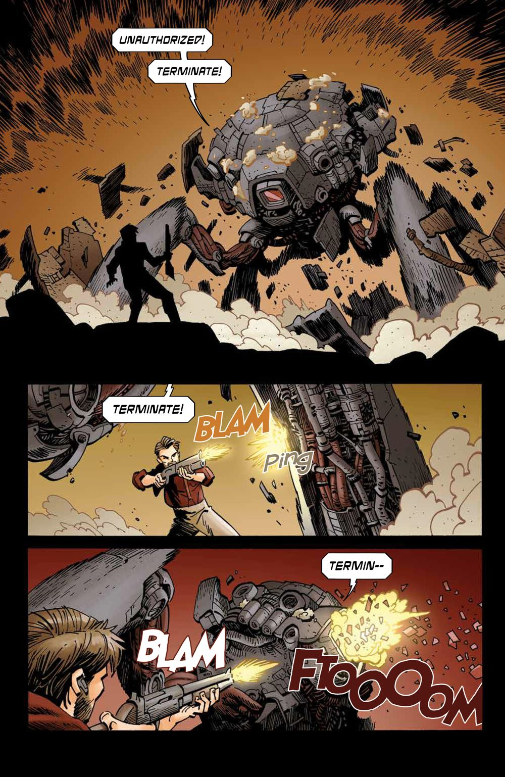 Firefly_027_PRESS_6 ComicList Previews: FIREFLY #27