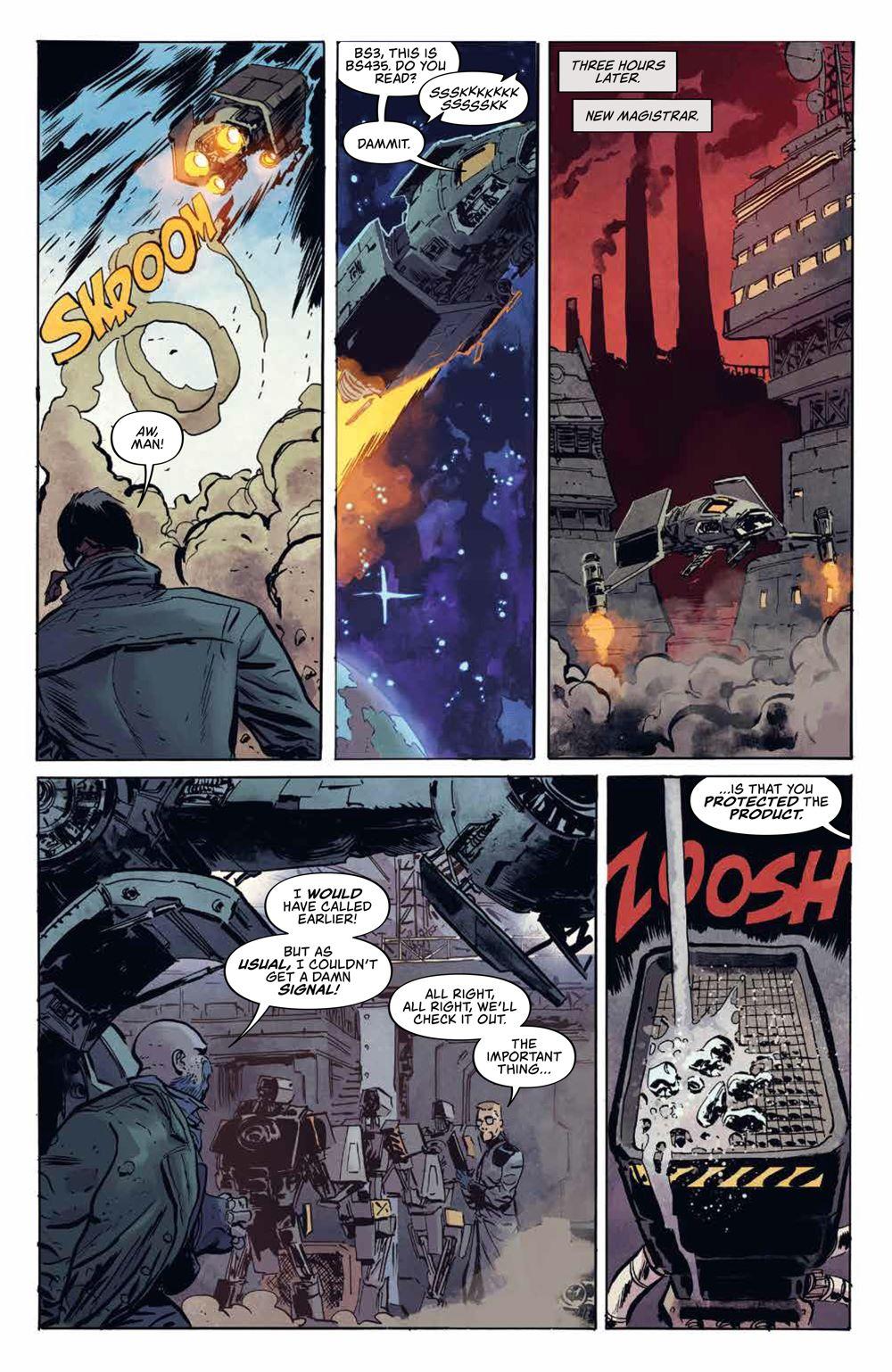 Firefly_BlueSunRising_v1_HC_PRESS_13 ComicList Previews: FIREFLY BLUE SUN RISING VOLUME 1 HC