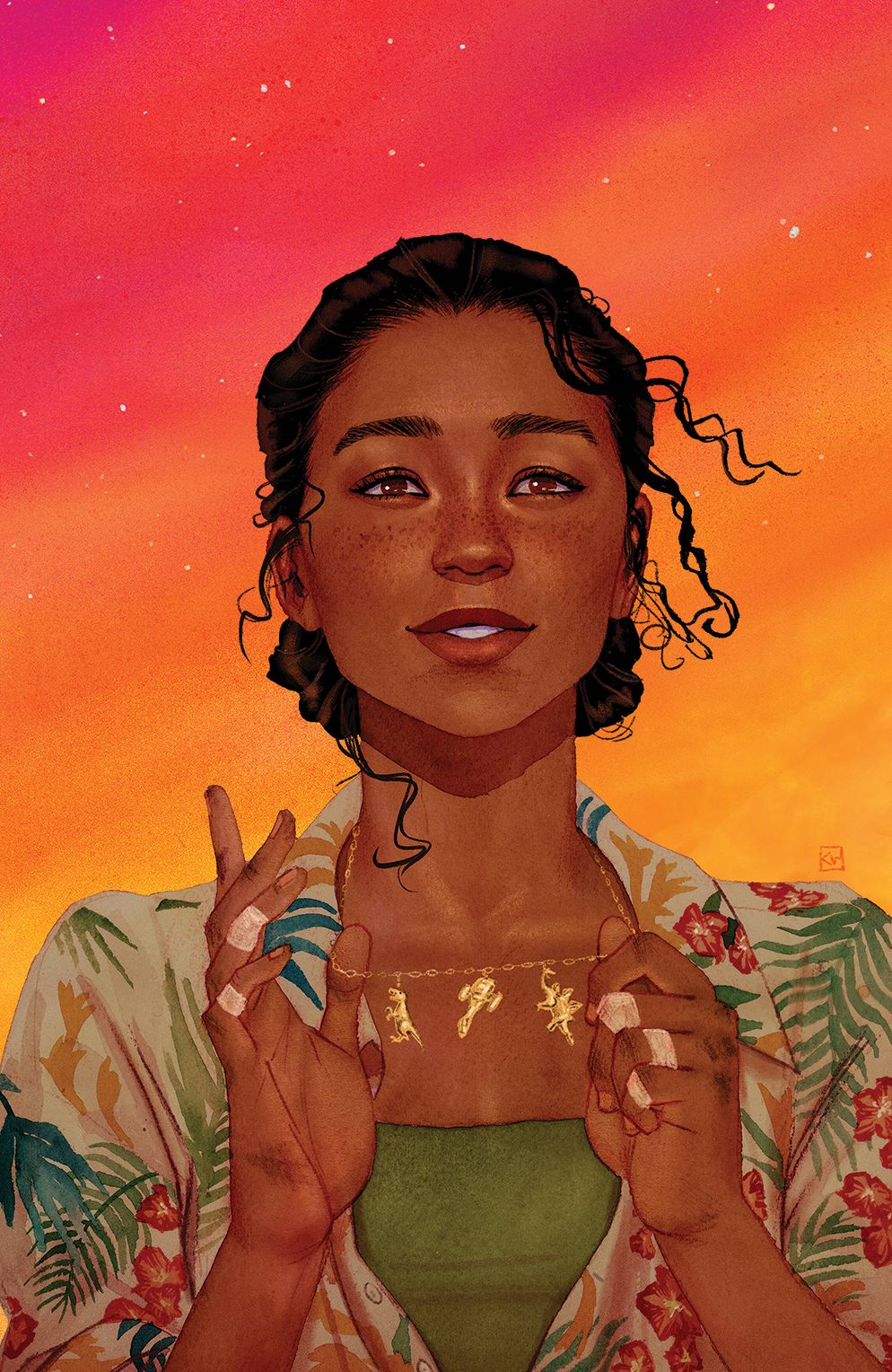 Firefly_BrandNewVerse_001_Cover_E_Variant ComicList Previews: FIREFLY BRAND NEW 'VERSE #1
