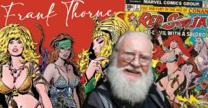 Frank-300x157 Frank Thorne: Red Sonja Artist Passes Away