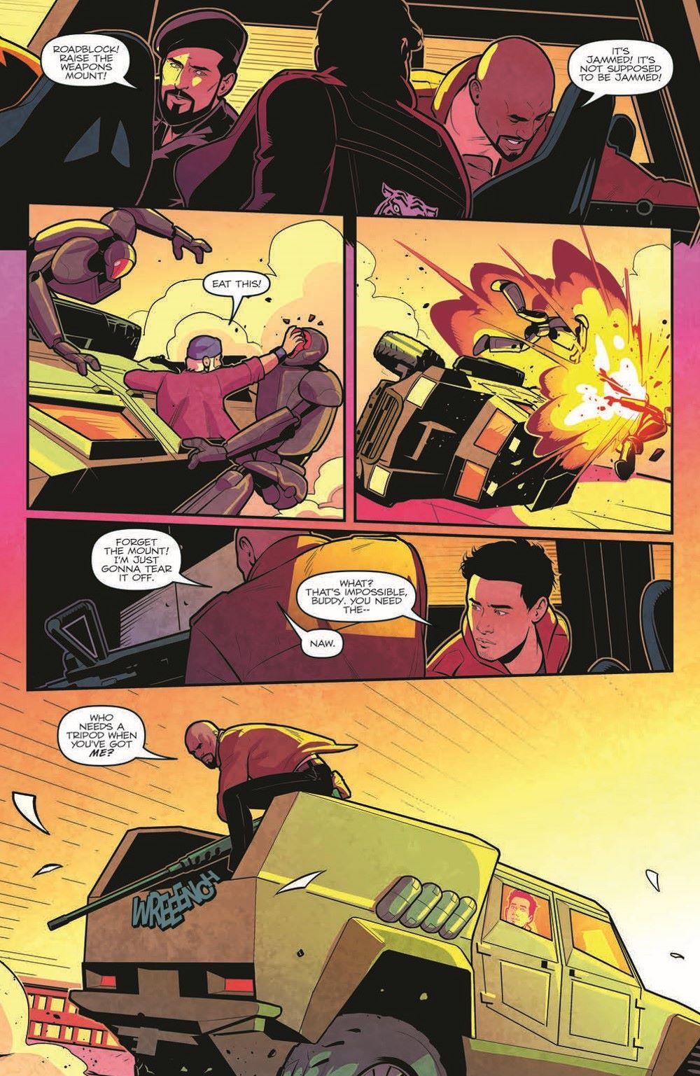 GIJoe_CastleFall-pr-7 ComicList Previews: G.I. JOE CASTLE FALL #1