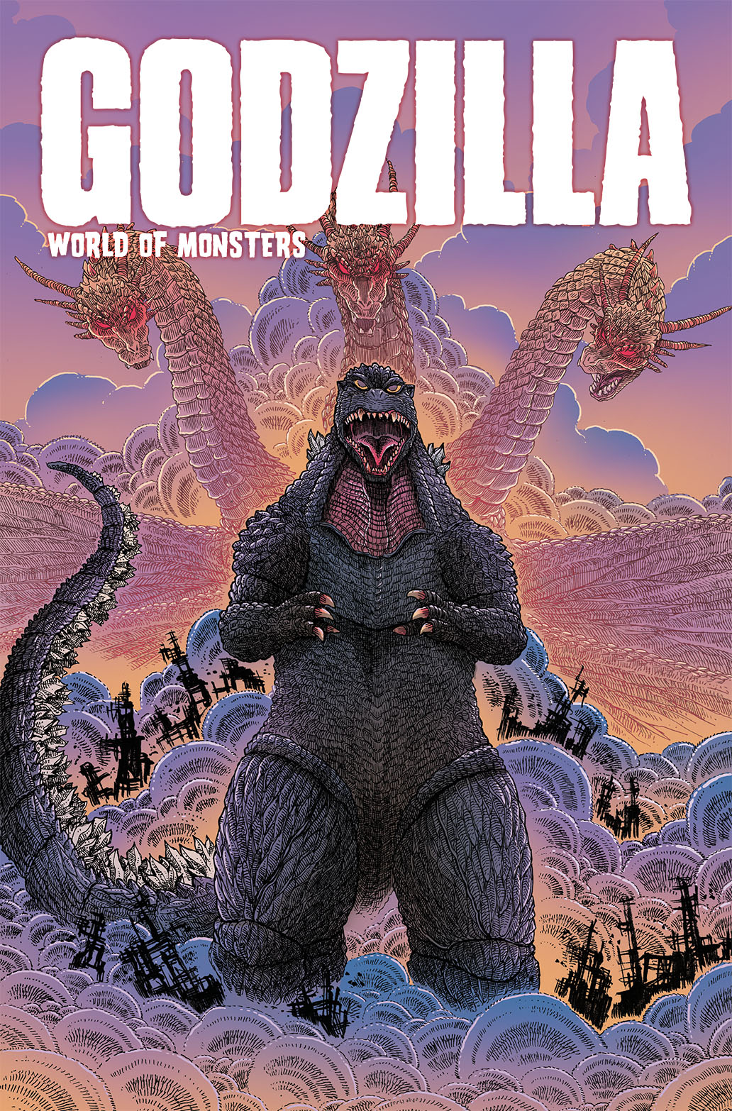 Godzilla-WoM_cvr-copy IDW Publishing June 2021 Solicitations