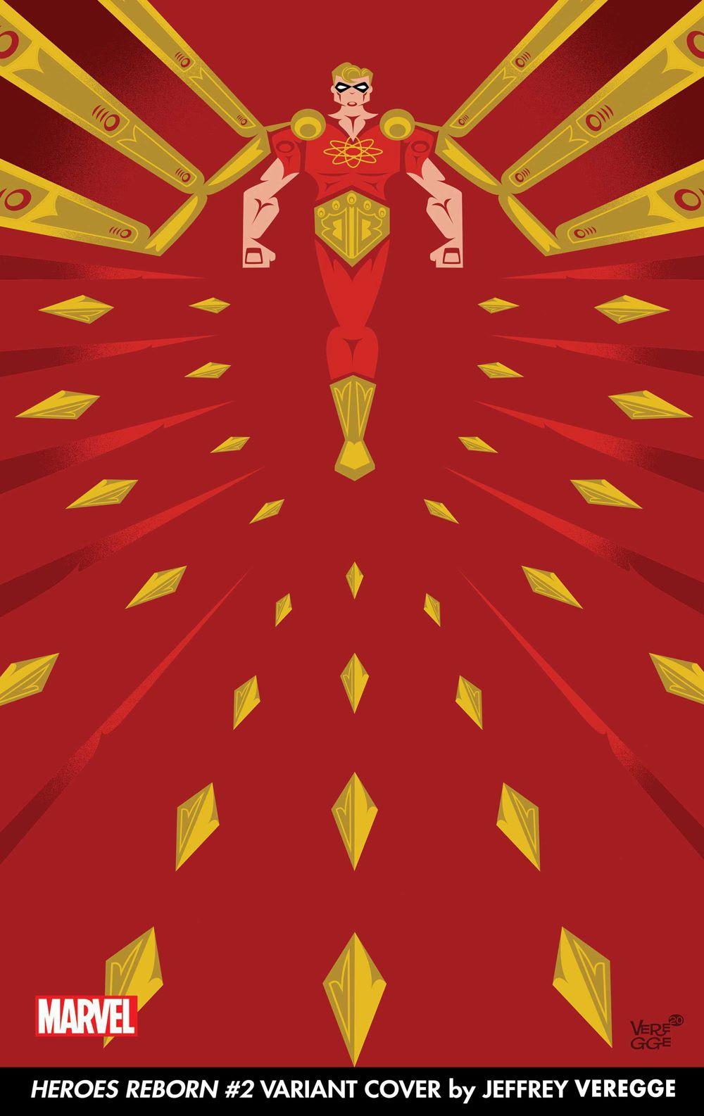 HEROESREBORN2021002_Veregge Marvel unleashes the final Jeffrey Veregge HEROES REBORN variant covers