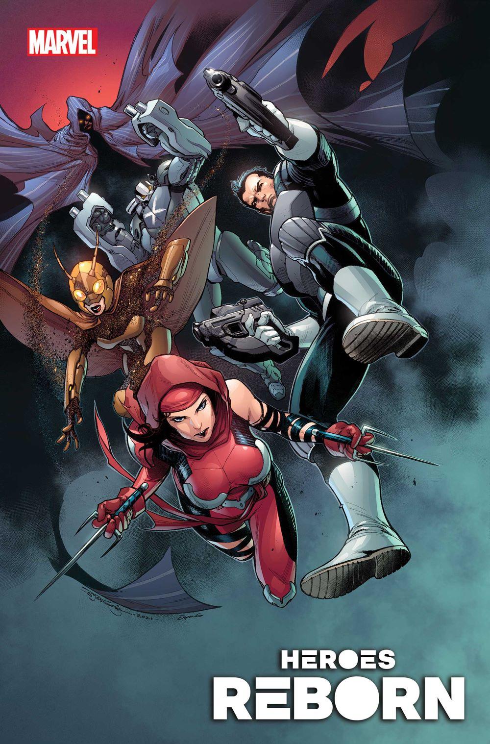 HRSQSAVAGE2021001_Cov Marvel Comics June 2021 Solicitations