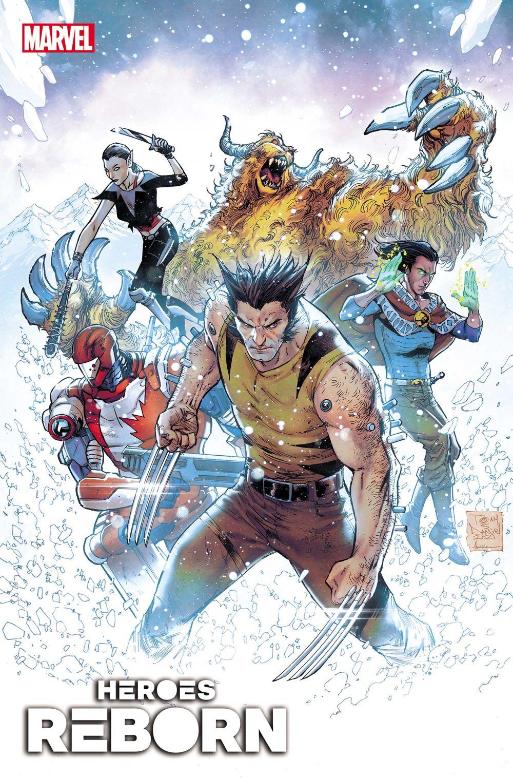 HRWEAPXFINALF2021001_cov Marvel Comics June 2021 Solicitations