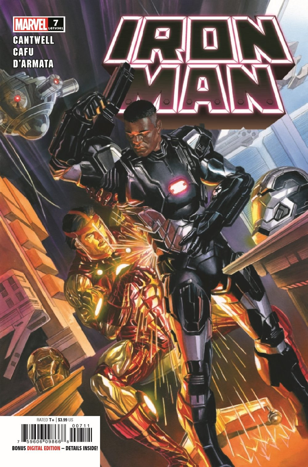 IM2020007_Preview-1 ComicList Previews: IRON MAN #7