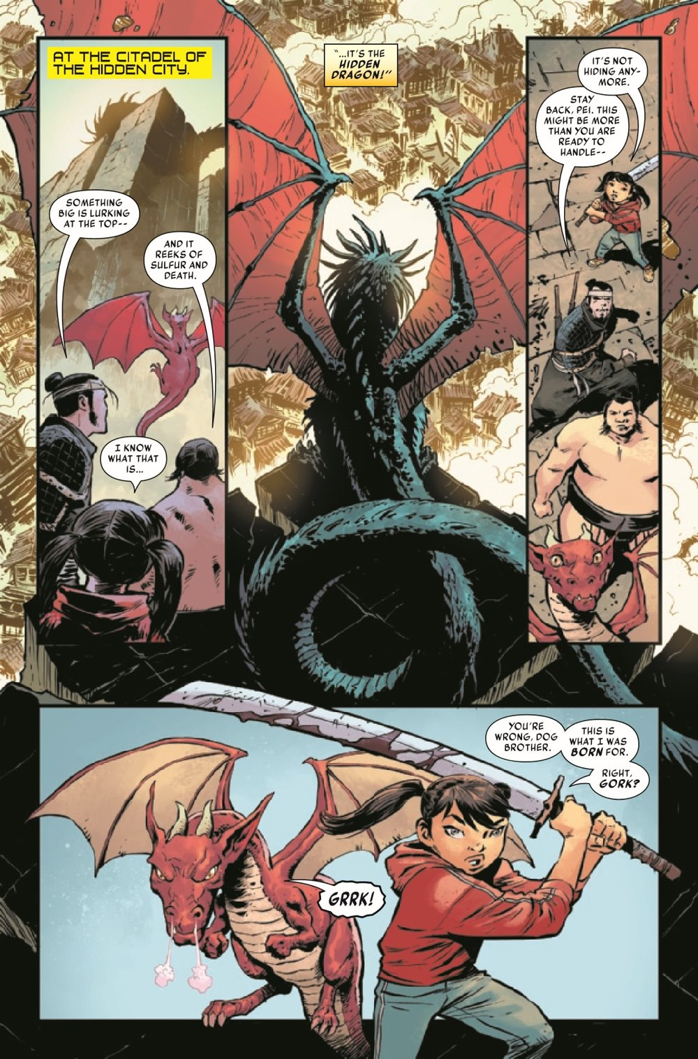 IRONFISTHOD2021003_Preview-3 ComicList Previews: IRON FIST HEART OF THE DRAGON #3 (OF 6)