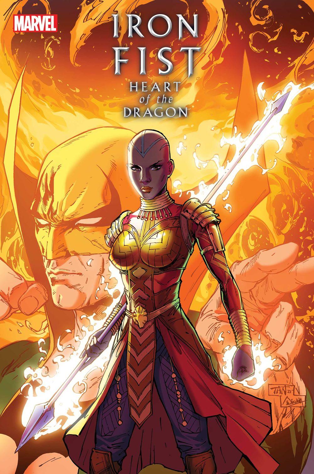 IRONFISTHOD2021006_Cov Marvel Comics June 2021 Solicitations