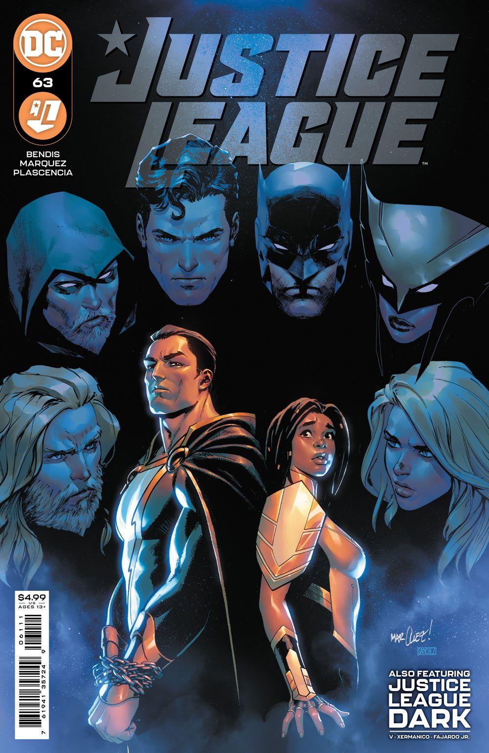JL_Cv63 DC Comics June 2021 Solicitations
