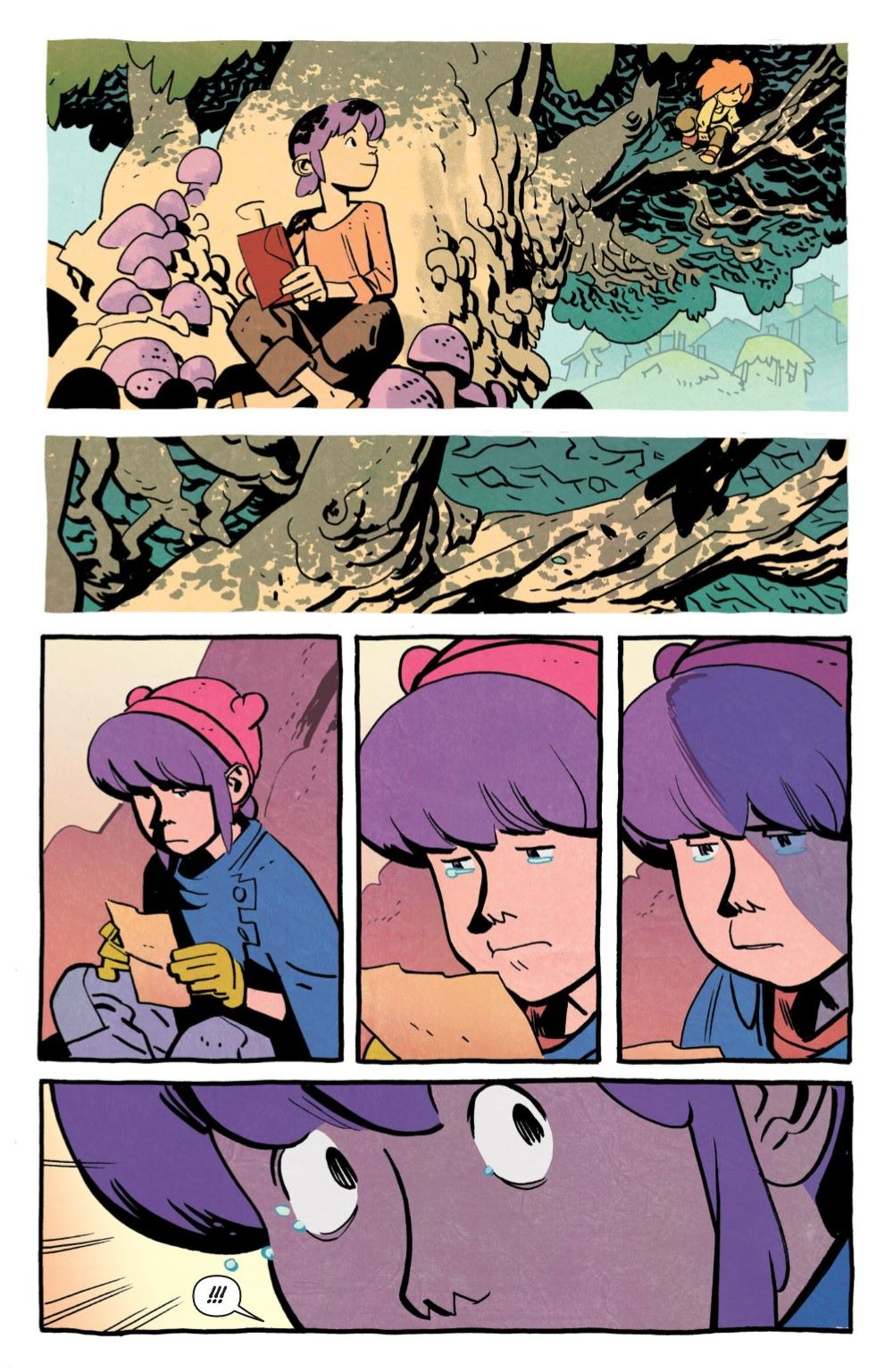 JONNA-2-MARKETING-06 ComicList Previews: JONNA AND THE UNPOSSIBLE MONSTERS #2