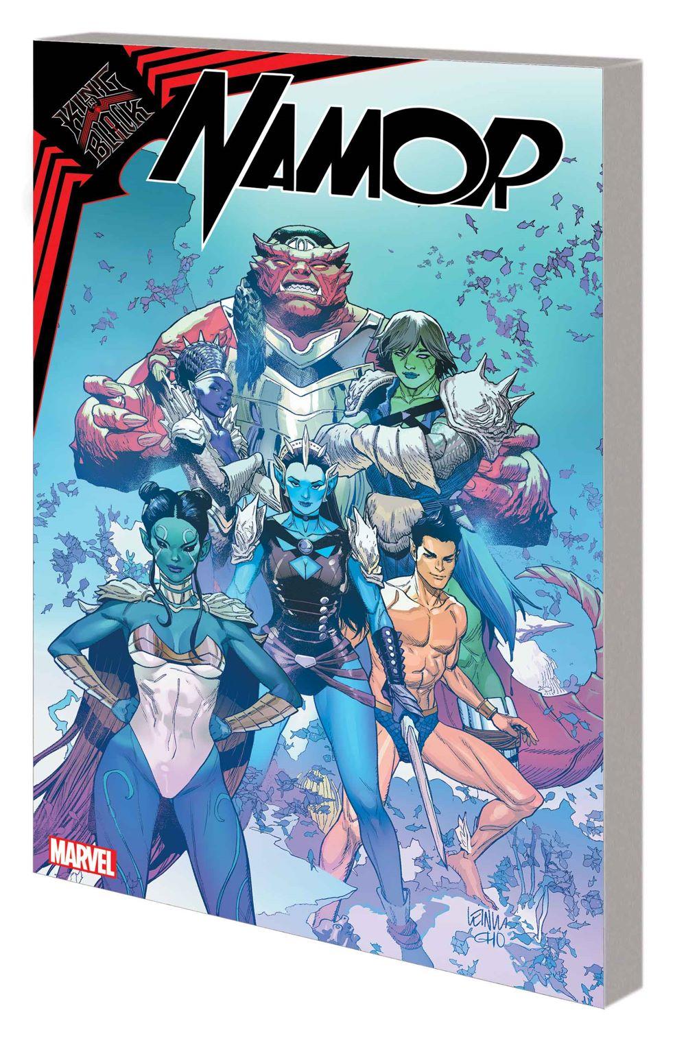 KIB_NAMOR_TPB Marvel Comics June 2021 Solicitations