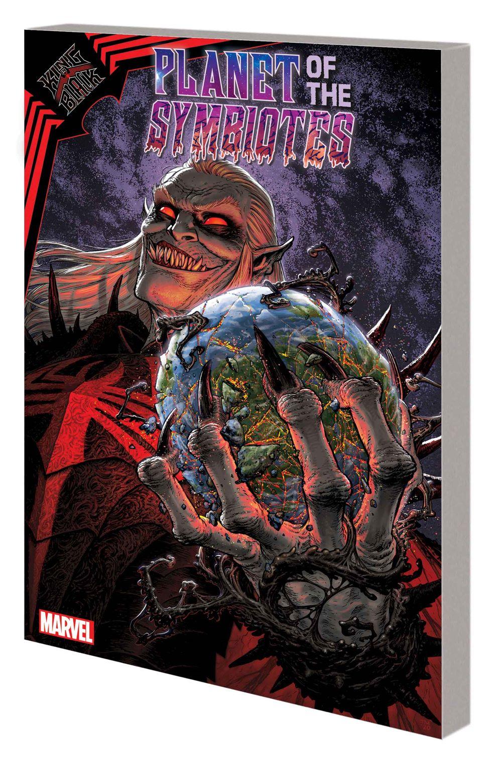 KIB_PLANET_SYMBIOTES_TPB Marvel Comics June 2021 Solicitations