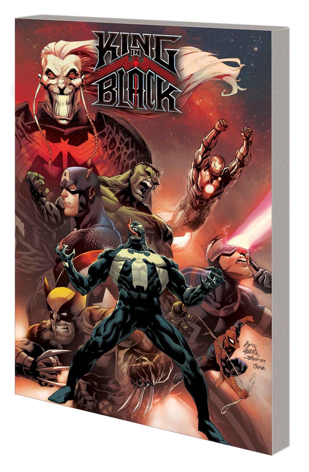 KINGINBLACK_TPB Marvel Comics June 2021 Solicitations