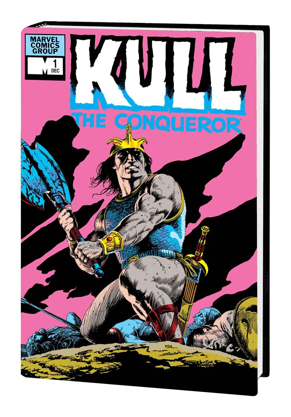 KULLCONMAROMNIHC_BOLTON_HC Marvel Comics June 2021 Solicitations
