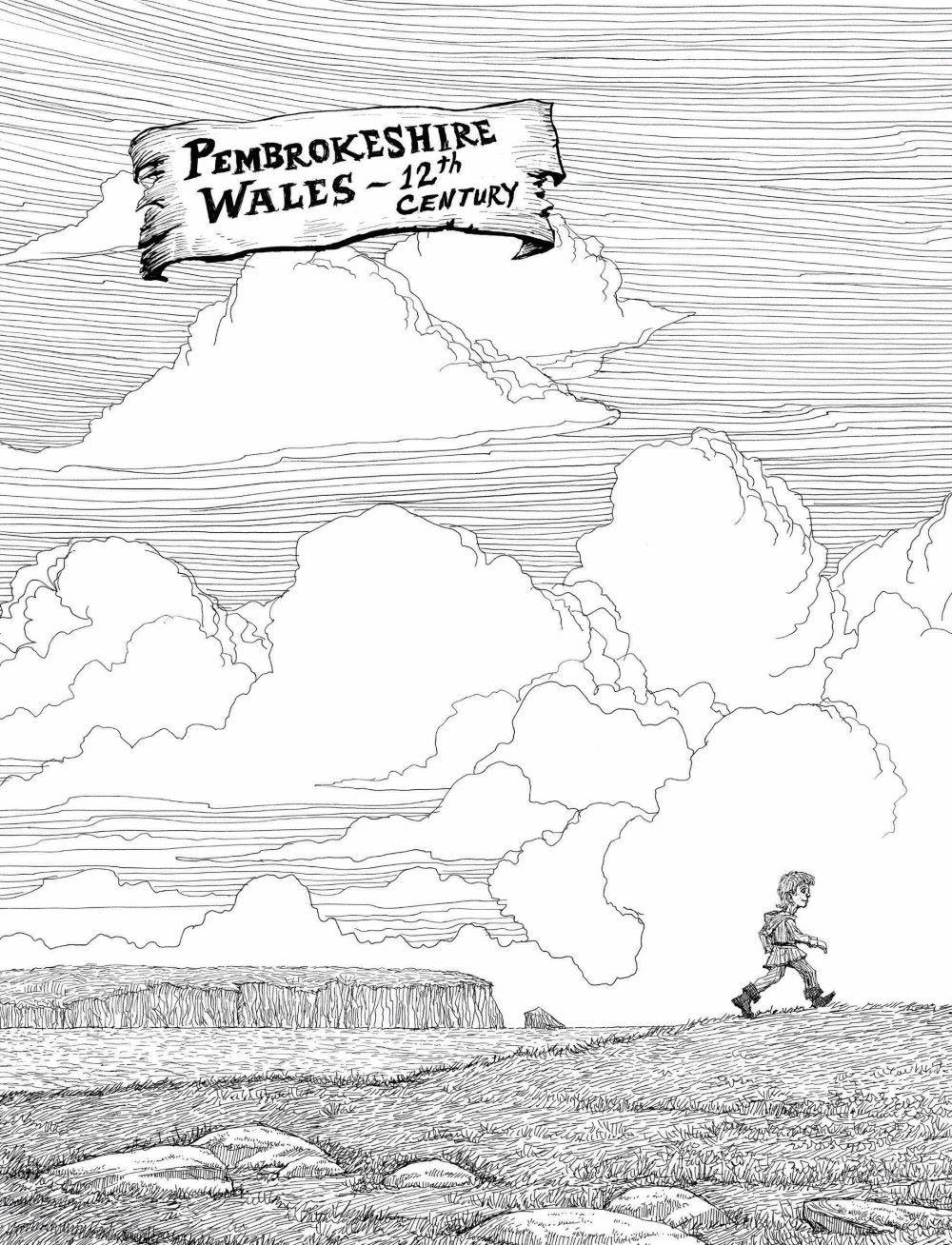 Korgi-Book-05_pr-4 ComicList Previews: KORGI VOLUME 5 END OF SEASONS GN