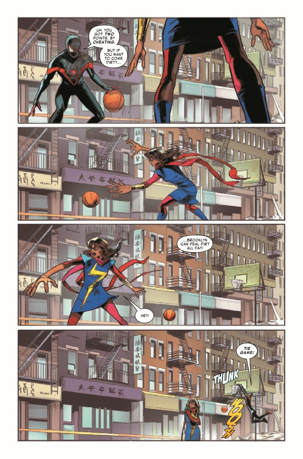 MMSM2018024_Preview-4 ComicList Previews: MILES MORALES SPIDER-MAN #24