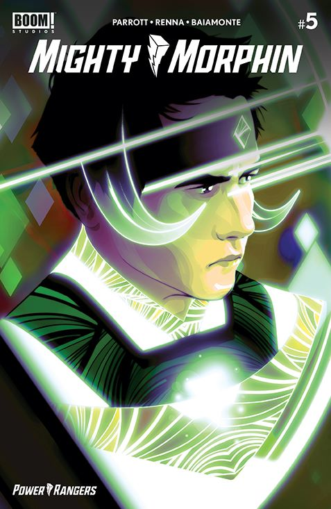 MightyMorphin_005_Cover_F_Variant ComicList Previews: MIGHTY MORPHIN #5