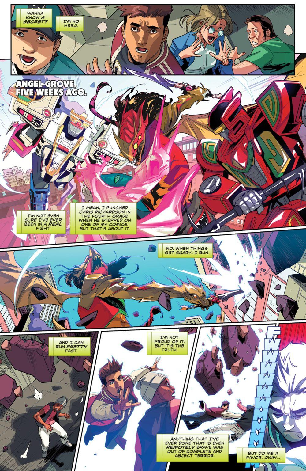 MightyMorphin_005_PRESS_3 ComicList Previews: MIGHTY MORPHIN #5