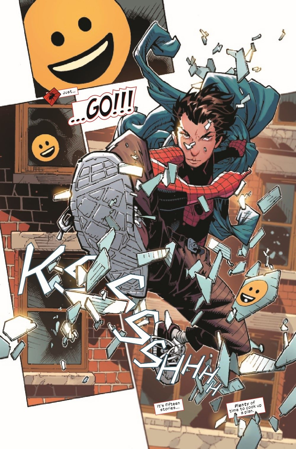 NONSTOPSM2021001_Preview-2 ComicList Previews: NON-STOP SPIDER-MAN #1