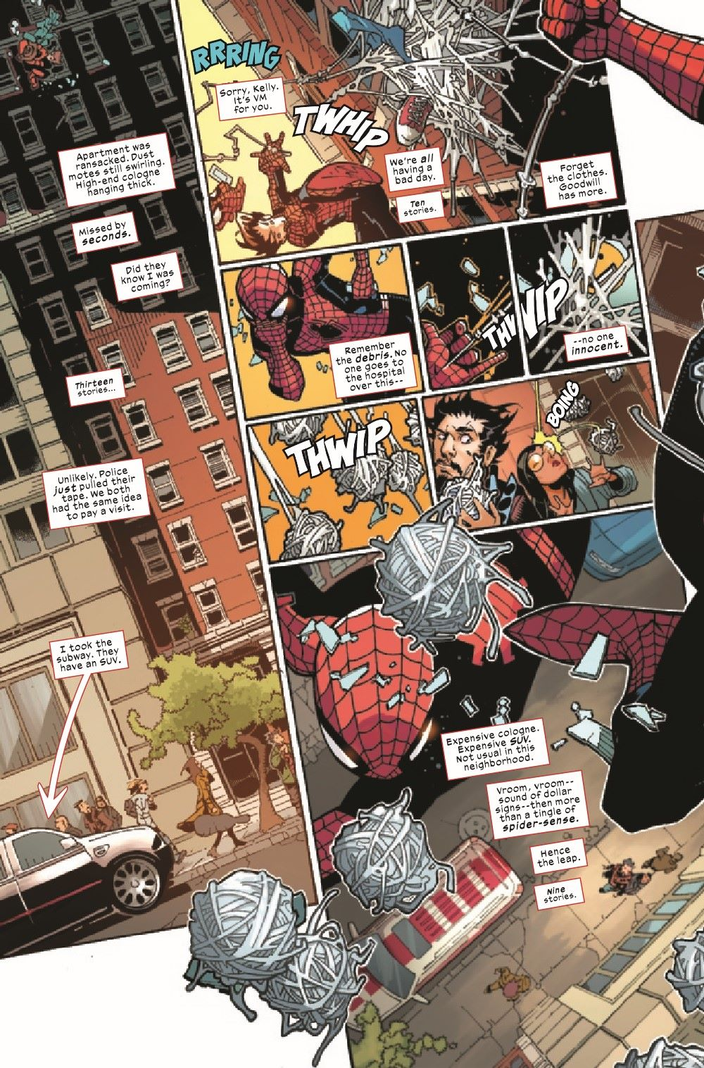 NONSTOPSM2021001_Preview-3 ComicList Previews: NON-STOP SPIDER-MAN #1