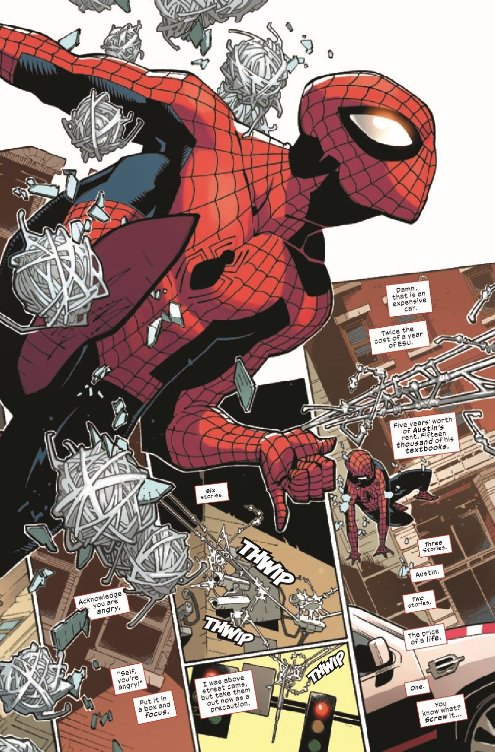 NONSTOPSM2021001_Preview-4 ComicList Previews: NON-STOP SPIDER-MAN #1