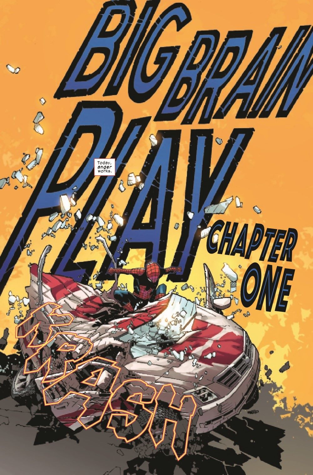 NONSTOPSM2021001_Preview-5 ComicList Previews: NON-STOP SPIDER-MAN #1