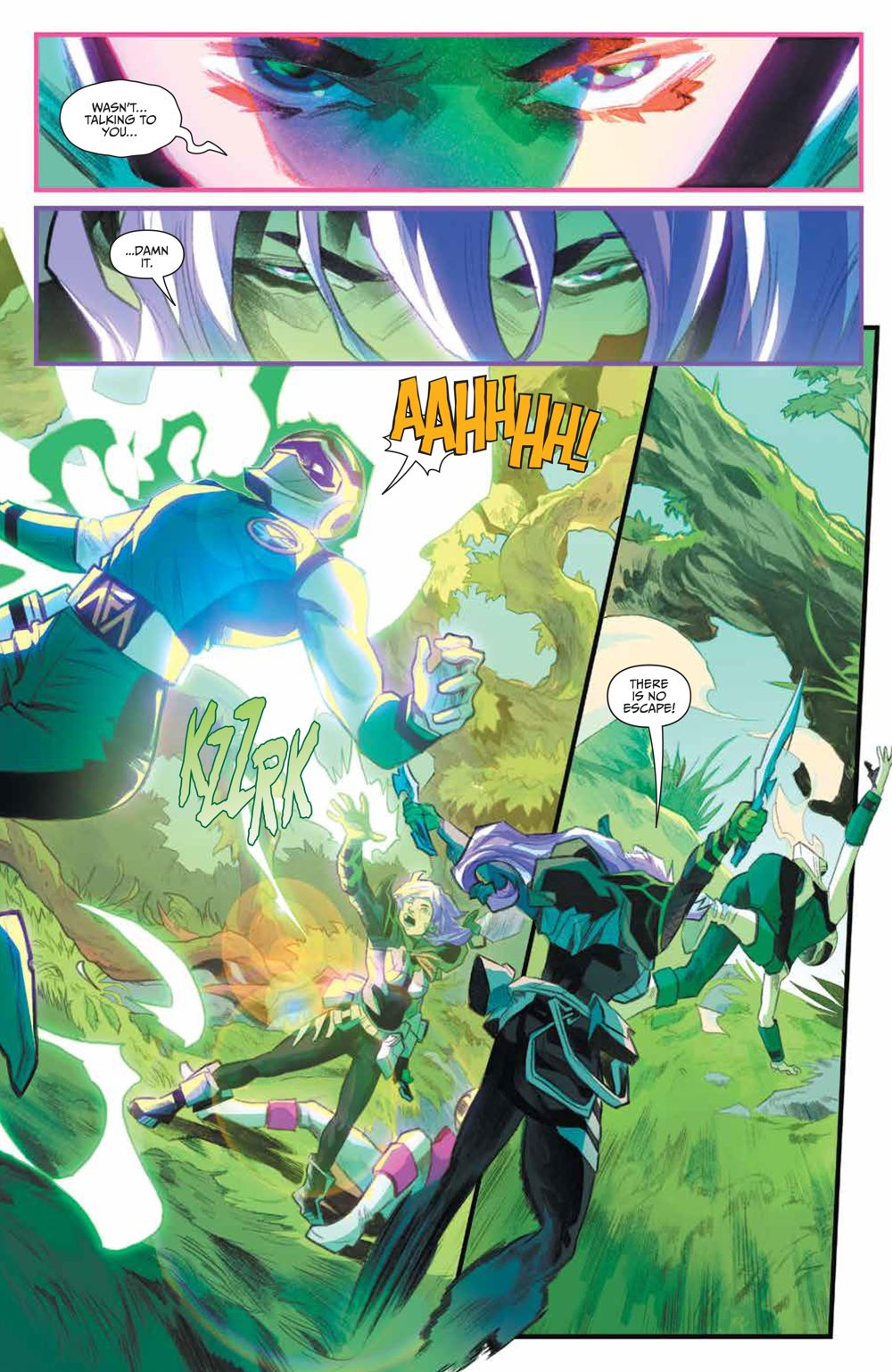 PR_Unlimited_HeirDarkness_001_PRESS_5 ComicList Previews: POWER RANGERS UNLIMITED HEIR TO THE DARKNESS #1