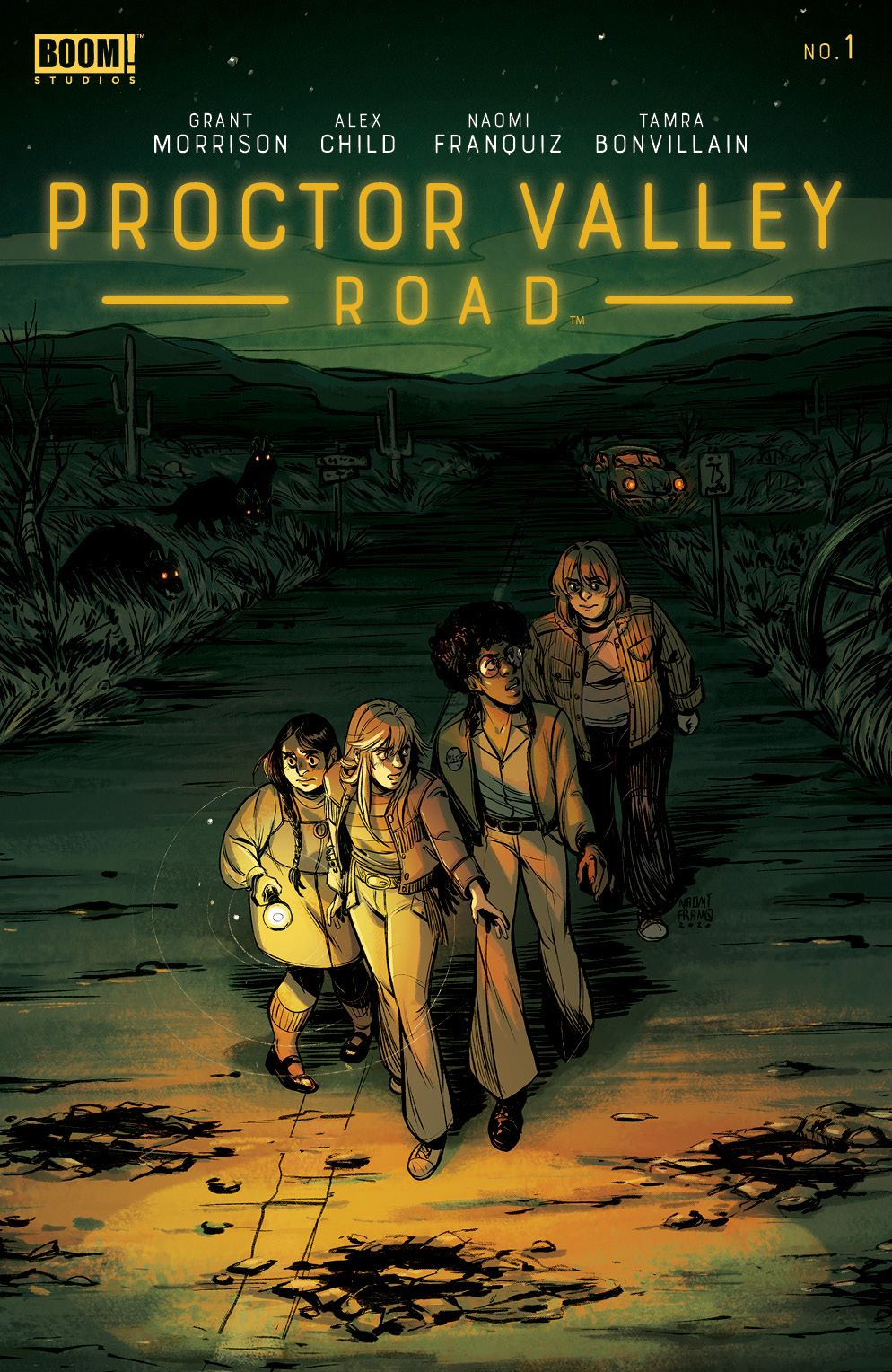 ProctorValleyRoad_001_Cover_A_Main ComicList: BOOM! Studios New Releases for 03/10/2021