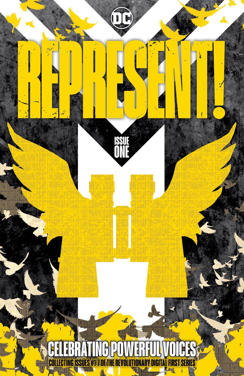 REPRESENT_Cv1 DC Comics June 2021 Solicitations