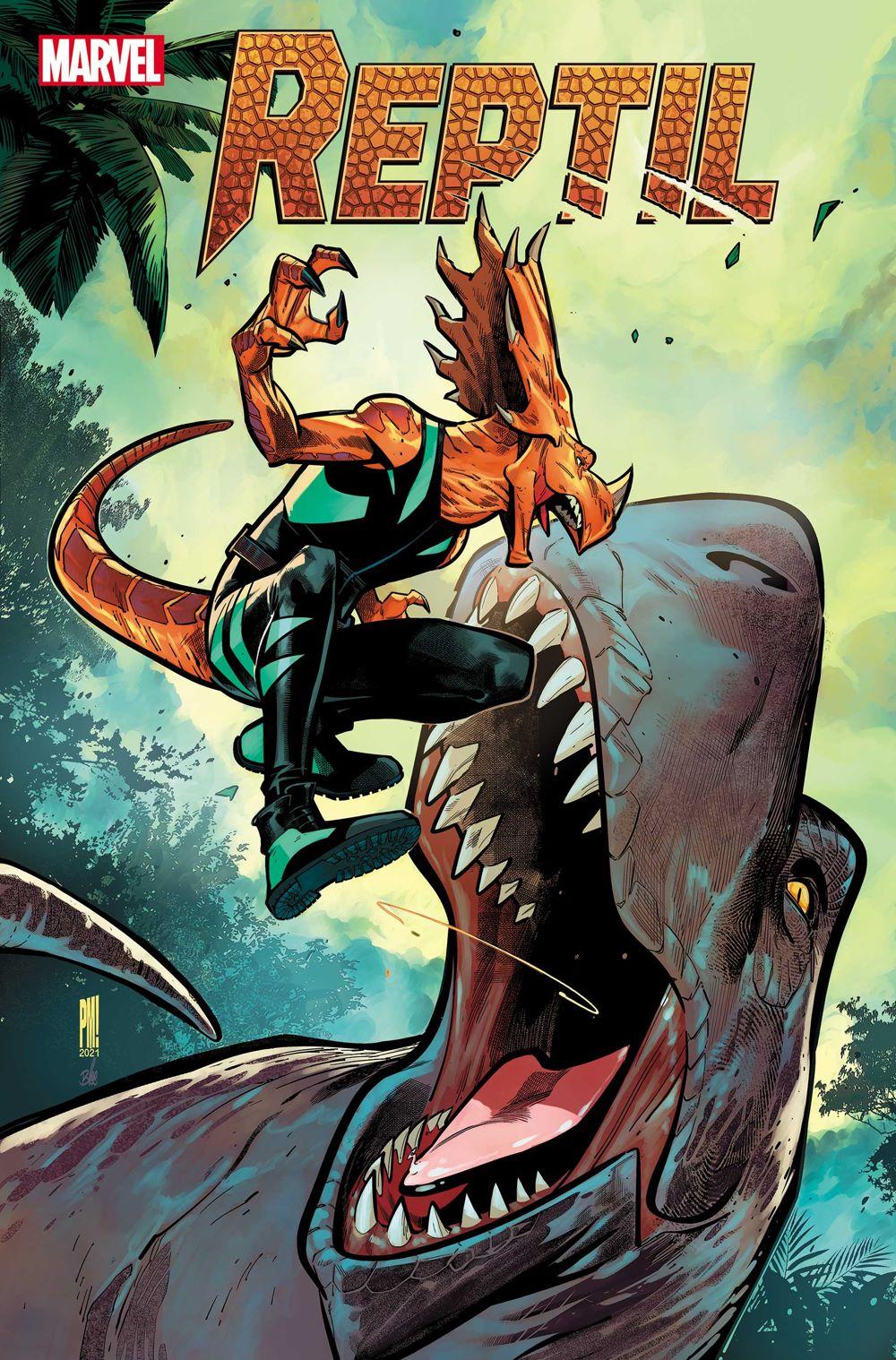 REPTIL2021002_cvr Marvel Comics June 2021 Solicitations